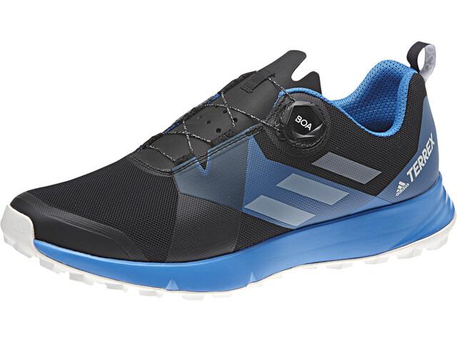 adidas TERREX Two Boa Løbesko Herrer blå/sort